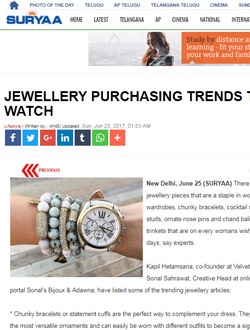 Jewellery purchasing trends to watch