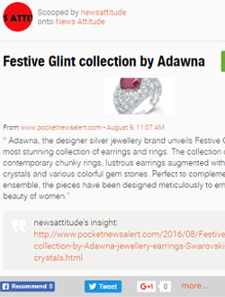 Festive Glint collection by Adawna