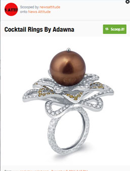 Cocktail Rings By Adawna
