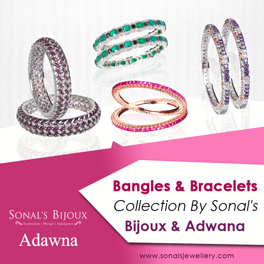 Silver Bangles and Bracelets