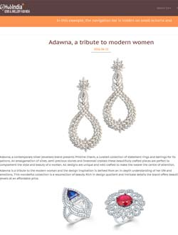 Adawna, a tribute to modern women