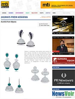 Jhumkis from Adawna