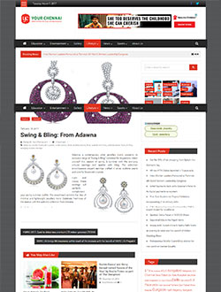 Swing & Bling From Adawna