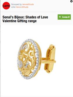 Sonal's Bijoux: Shades of Love Valentine Gifting range
