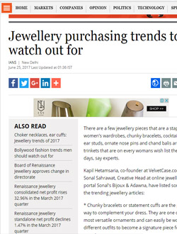 Jewellery purchasing trends to watch out for