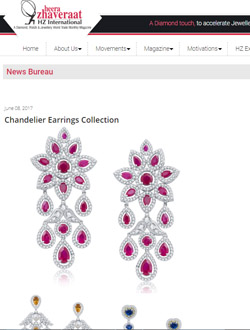 Chandelier Earrings Collection