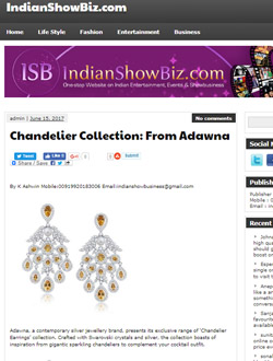 Chandelier Collection: From Adawna