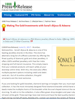 Making The Gold Investments with Sonal's Bijoux & Adawna