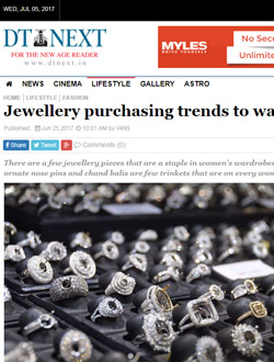 Jewellery purchasing trends to watch out for this season